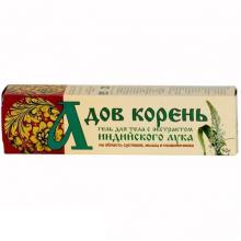 Адов корень с экстрактом индийского лука гель для тела, 50 г