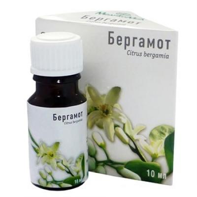 Масло бергамота 10 мл (Медикомед)