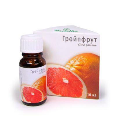 Масло грейпфрута 10мл (Медикомед)