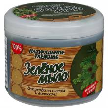 Мыло зеленое 450г