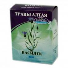 Трава Василек (цветы)